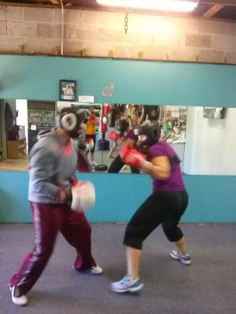 women's boxing, sparring, women sparring, women's workout