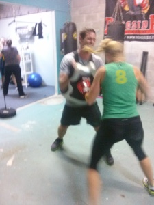 jacksonville beach boxing fitness sparring