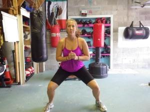 Side lunge (squat)